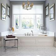 简欧风格大方卫生间浴室装饰