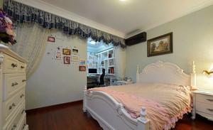 简欧卧室背景墙装饰