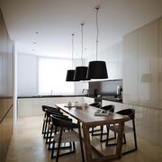 loft风格餐厅装修