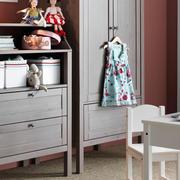 美式深色儿童房装饰