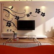 客厅简约风格电视背景墙