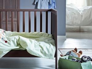美式清新儿童房装饰