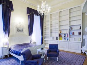给心灵一个温暖的家:大户型舒适地中海风格卧室装修效果图实例鉴赏