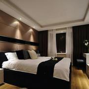 120平米房屋后现代风格卧室装饰