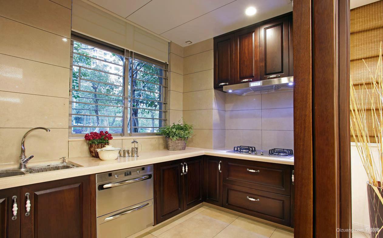 新古典风格厨房装修效果图展示