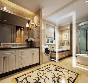 简欧风格是卫生间设计