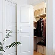 一室一厅衣帽间装修