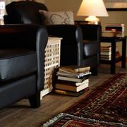 北欧风格客厅地毯效果图