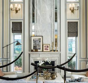 艺术生活遇上气质豪宅:精致的私人别墅装修效果图
