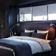 后现代风格卧室窗户装饰
