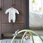美式儿童房整体衣柜装饰