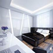 后现代风格别墅卧室装饰