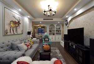 婚房客厅沙发效果图