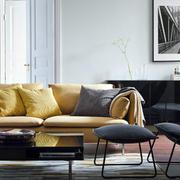 都市简约风格公寓沙发装饰