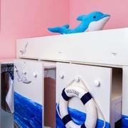 婚房儿童房置物柜装饰