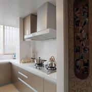 简约风格厨房装饰设计