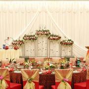 简约田园风格婚礼舞台装饰