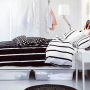 后现代风格床饰效果图