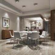 小户型客厅餐桌设计