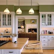 美式厨房整体橱柜装修