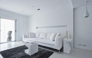 三室一厅简约客厅设计