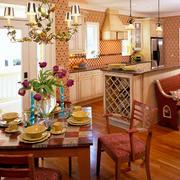 美式风格家居厨房设计