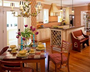 高贵典雅的欧式大户型家居装饰效果图实例鉴赏大全