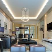 后现代风格室内灯饰设计