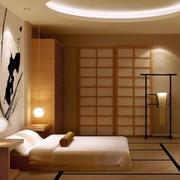 日式小户型榻榻米床设计