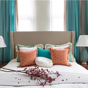小户型卧室床头设计