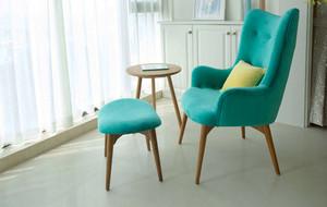 后现代风格简约客厅桌椅装饰