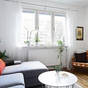 两室一厅公寓窗户装修