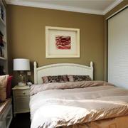 小户型卧室整体衣柜设计