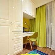欧式儿童房整体橱柜装饰
