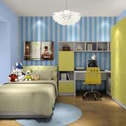 韩式清新儿童房装饰