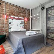 loft风格公寓创意床头灯饰