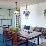 地中海风格餐厅吊灯
