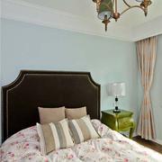 小户型美式风格卧室灯饰设计