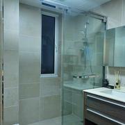 小户型卫生间隔断设计