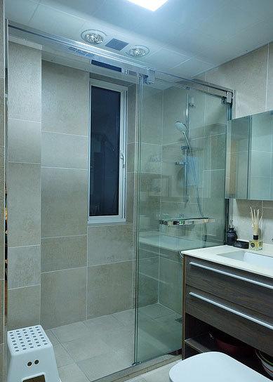 广大家庭中都必须有的小户型卫生间装修效果图