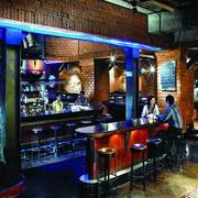 酒吧现代时尚吧台装饰
