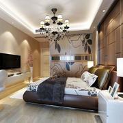 现代风格卧室灯饰设计