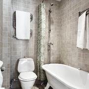 120平米房屋卫生间设计