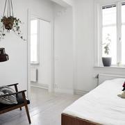 120平米房屋卧室桌椅设计
