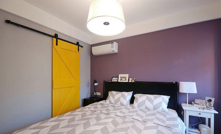 衣物收纳好帮手:前卫实用都市人家的卧室衣柜装修效果图