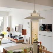 公寓客厅整体橱柜装饰