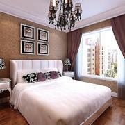 欧式风格床头背景墙设计