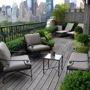 美式 简约风格花园设计