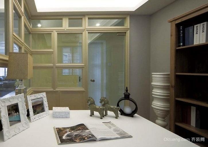 不一样的个性创意北欧风格小吧台装修效果图