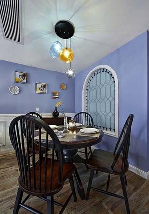 奇思妙想设计的优美实用餐厅吊灯装修效果图